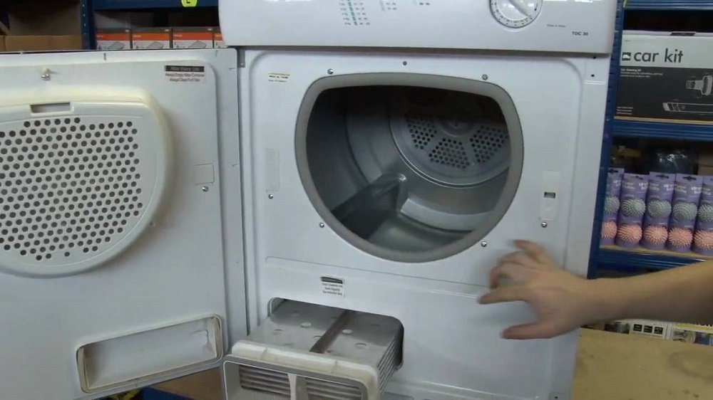 Tumble Dryer Not Heating Up – Solution & Reasons? Featured Image
