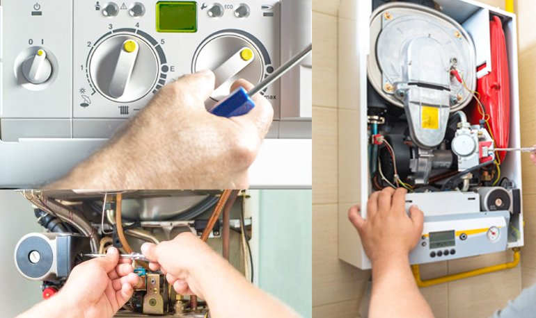 Why My Boiler Not Firing Up for Central Heating Image