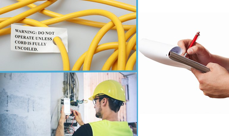 5 Tips to Fulfill Your Electrical Safety Obligations Image