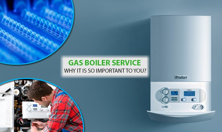 Gas Boiler Service – Why It is So Important to You? Featured Image