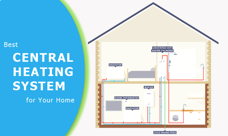 Central heating system how to choose the best one for Best central heating system