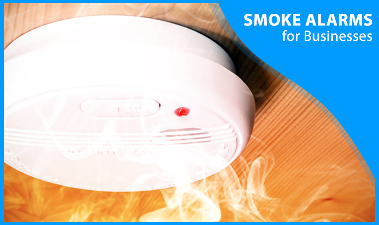 smoke alarms for businesses