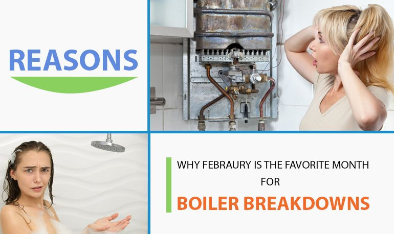 3 Ways to Prevent Boiler Breakdown in The Month of February Featured Image