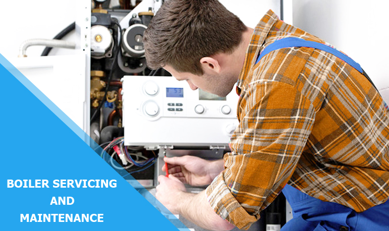 boiler servicing and maintenance