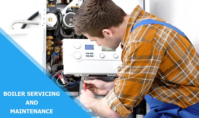 boiler servicing and maintenance