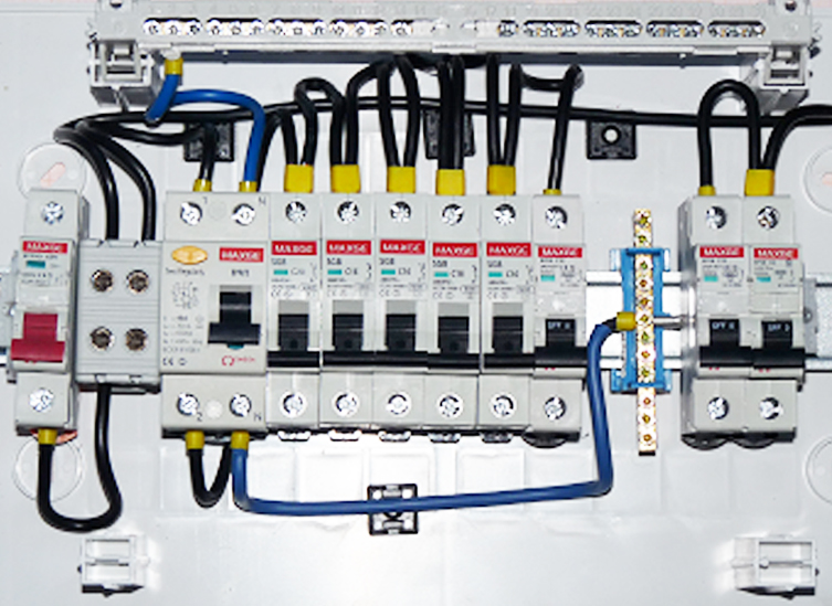 New Fuse Box Installation Costs : Fuse box installation from £ landlord safety