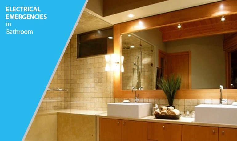 5 Ways to Avoid Electrical Emergencies in the Bathroom Featured Image