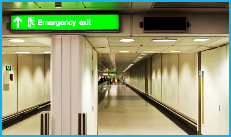 Maintain the Emergency Lighting