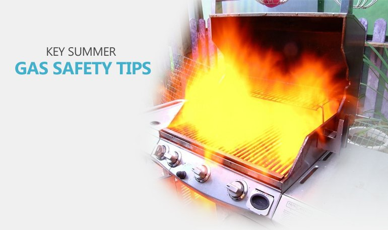 3 Key Summer Gas Safety Tips to Know Featured Image