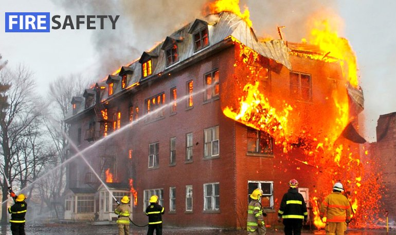4 Fire Safety Points to Remember to Ensure Property's Safety Featured Image
