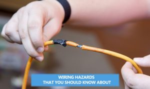 wiring hazards