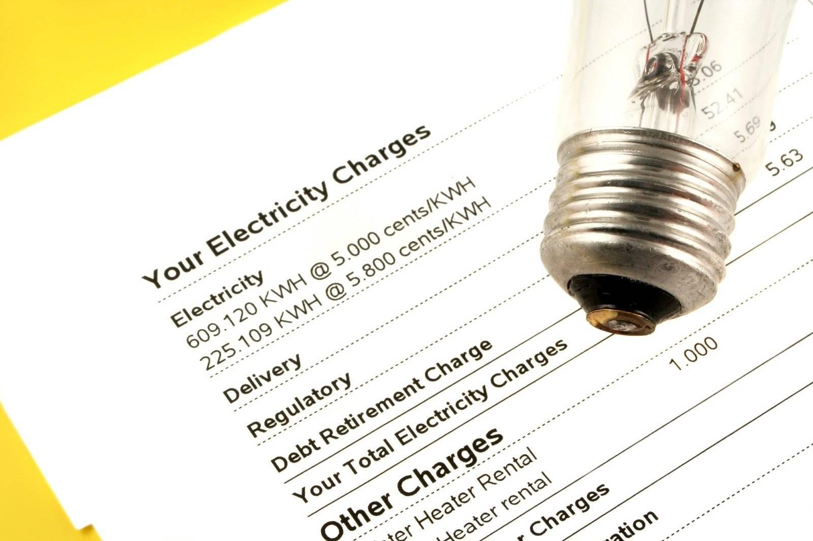 high Electricity Bills