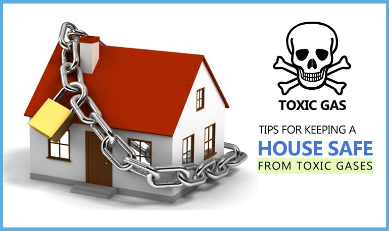 4 Tips for Keeping a House Safe from Toxic Gases Featured Image