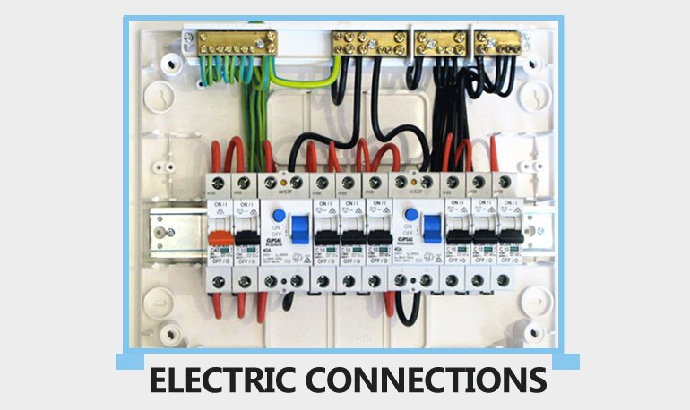 4 Key Points to Remember While Installing Electric Connections in the House Featured Image
