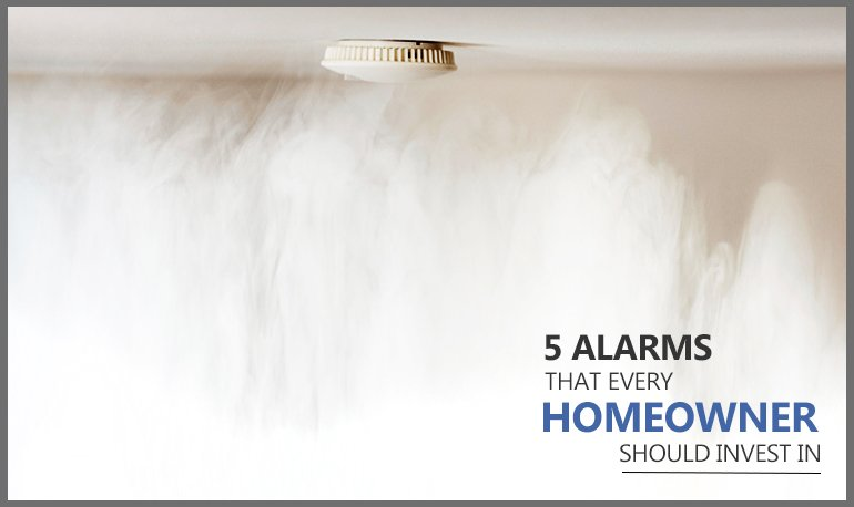 5 Alarms that Every Homeowner Should Invest in Featured Image