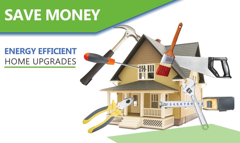 Save Money with These 4 Smart and Energy Efficient Home Upgrades Featured Image