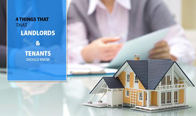 4 Things That Landlords and Tenants Should Know Featured Image