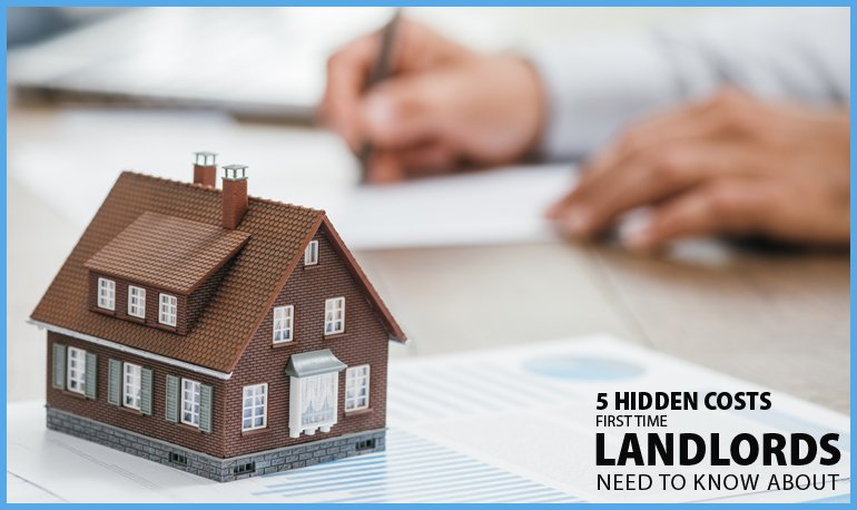 5 Hidden Costs First Time Landlords Need to Know About Featured Image