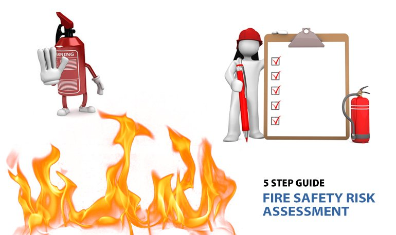 5 Step Guide to Fire Safety Risk Assessment Featured Image