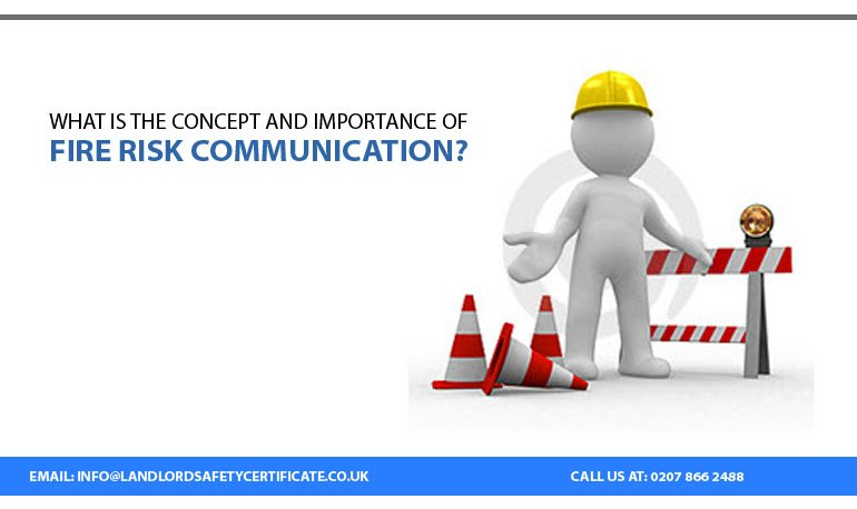 What is the Concept and Importance of Fire Risk Communication? Featured Image