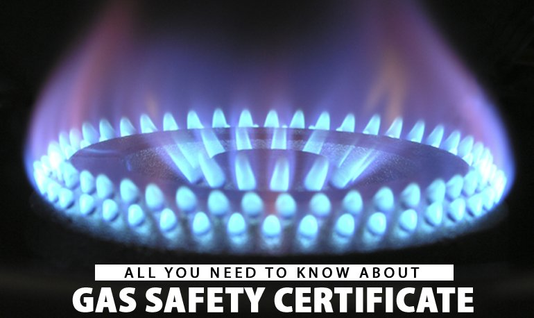 All You Need to Know About Gas Safety Certificate Featured Image