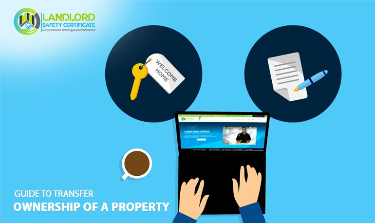 5 Simple Steps Guide to Transfer Ownership of a Property Image