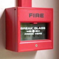 Fire Alarm Certificate